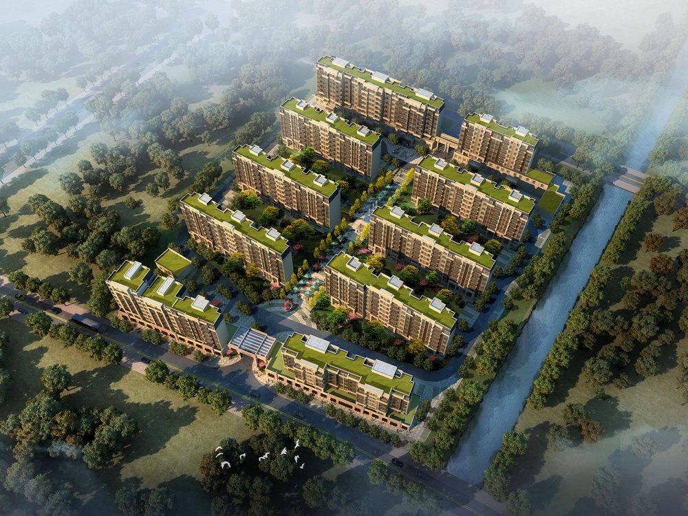 上海龙湖项目