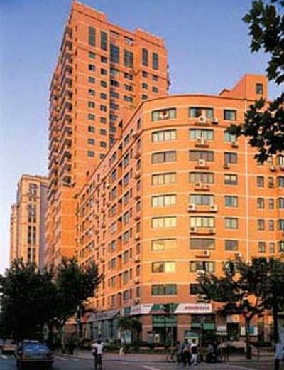 鲁班奖--上海海佳大厦